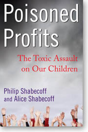 Poisoned Profits book cover.