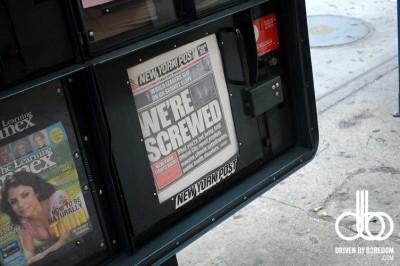 The fake New York Post