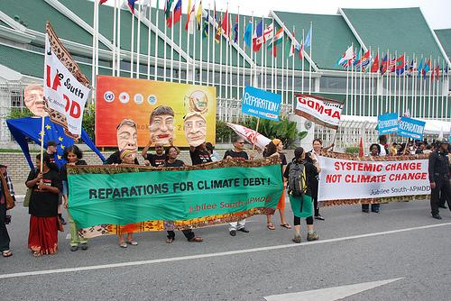 bangkok climate protest