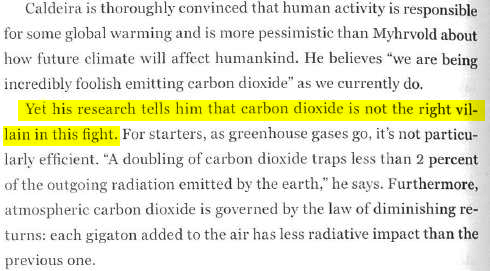 """SuperFreaks: """"Carbon dioxide is not the real villain"""""""