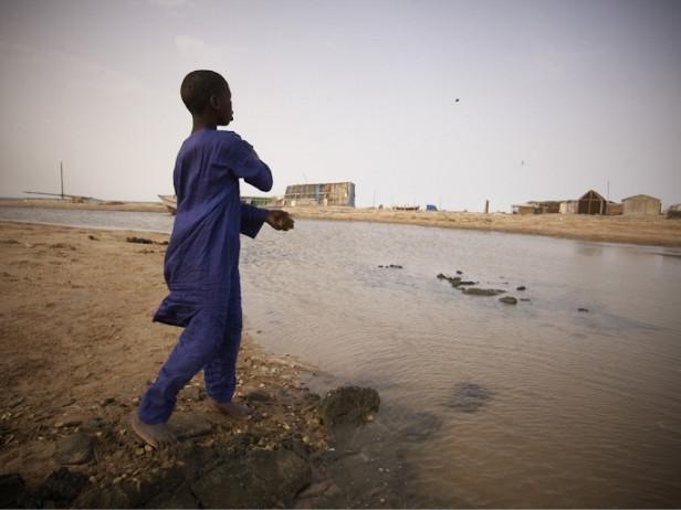 Nair Island Mauritania