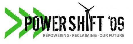 Power Shift 09 logo