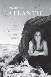 Rowing the Atlantic by Roz Savage