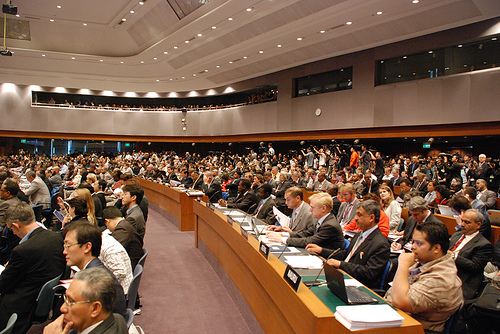 bangkok climate talks