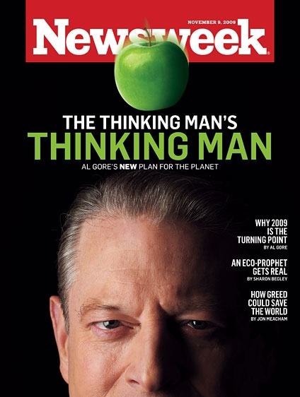 Newsweek cover.