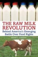 The Raw Milk Revolution book cover