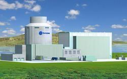 Westinghouse's AP1000 reactor design.