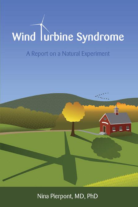 Wind turbine syndrome book cover