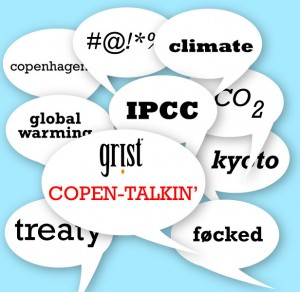 climate talk bubbles