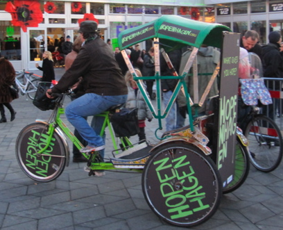 Hopenhagen Rickshaw