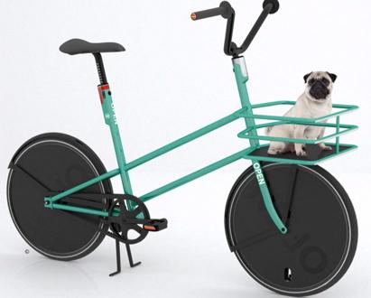 OPEN bike share
