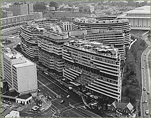 Watergate hotel.