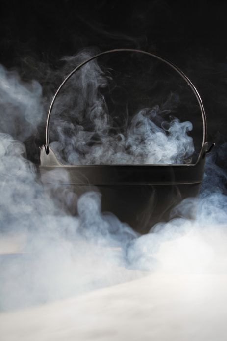 A cauldron.