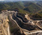 mountaintop removal coal mining