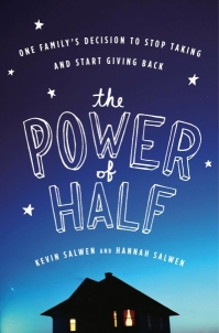 The Power of Half book cover