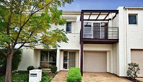 Rental house in Sydney Olympic Village