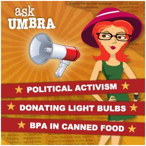 Umbra political activism