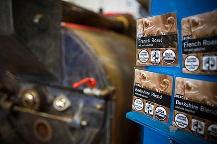 Barrington Coffee roasts