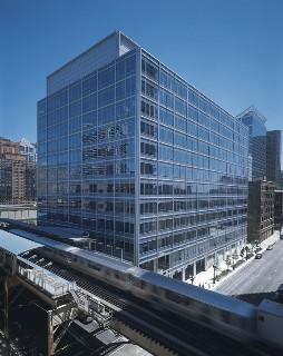 CTA building.