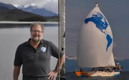 David Rockefeller Jr on Around the Americas sail