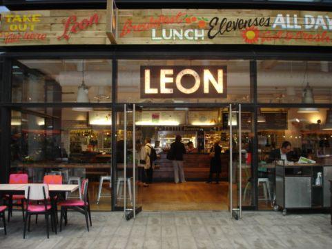 Leon restaurant.