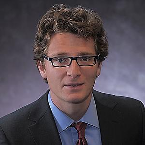 Assistant professor Matthew Nisbet