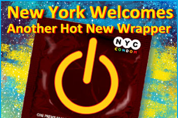 New York welcomes another hot new wrapper
