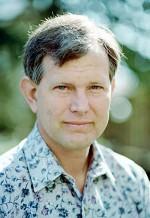 Stanford biology professor Peter Vitousek