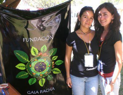 Alejandra and Helga