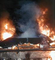 Aracoma Mine fire.
