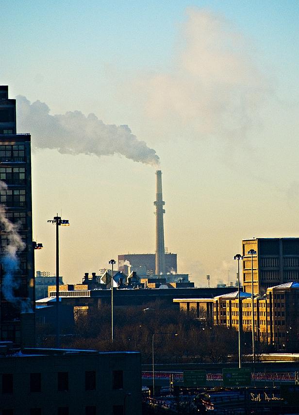 Fisk coal plant