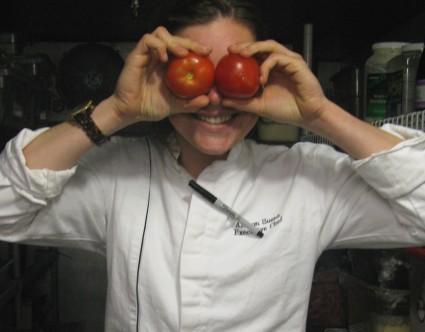 Chef Allison Sosna