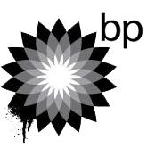 BP oily logo