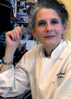Chef Bonnie Christensen