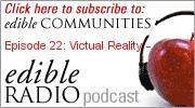 Edible Radio podcast