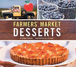 Farmers Market Dessert cookbook cover