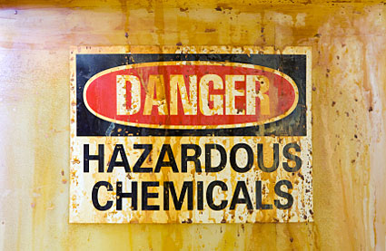 Hazardous chemical