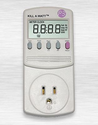 Kill a Watt