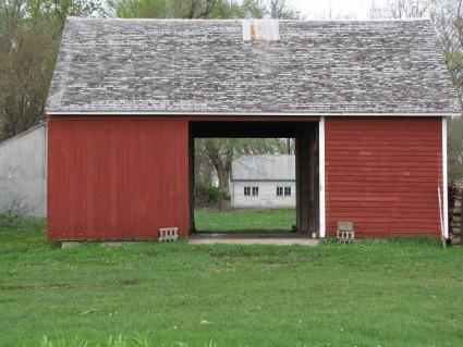 Red granary