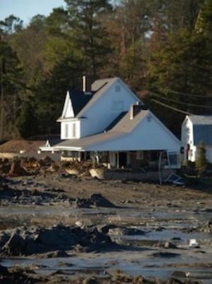 coal ash home