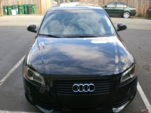 Audi A3 TDI front view