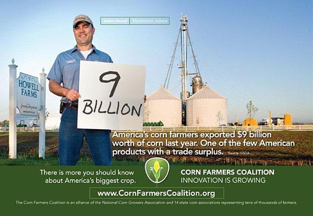 Corn ad