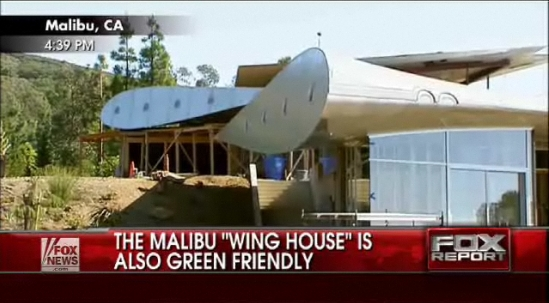 malibu airplane house