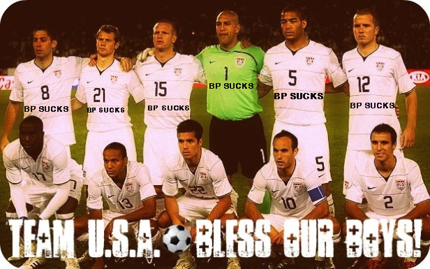 U.S. soccer team World Cup