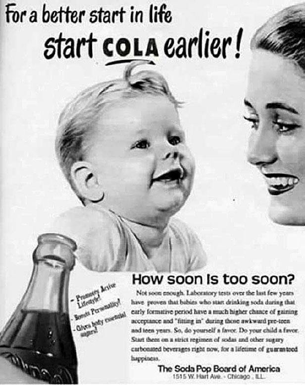 Soda ad
