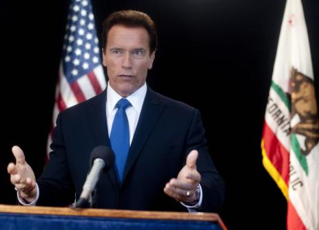 Gov. Schwarzenegger