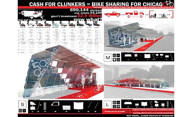 bike shed