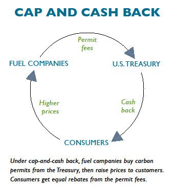 Cap chart