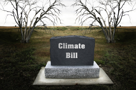 Dead climate bill