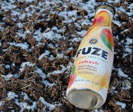 Fuze bottle